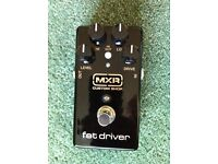 MXR CSP265 Custom Shop Joe Bonamassa Fet Driver For Sale