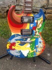 Eric Clapton Cream SG