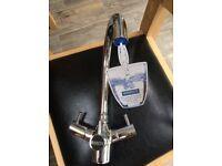 Brita water filter tap.