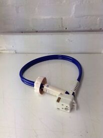 Whale Water Master 12V Premium Pump And Plug - White