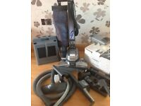 KIRBY G4 G 4 VACUUM + ALL ATTACHMENTS & SHAMPOOER MODEL NO G4E USED