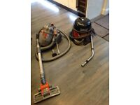Dyson & Henry Hoover for sale working but need parts or servicing.