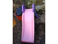 pink 1st slide