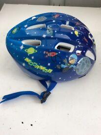 Halfords toddlers cycle helmet