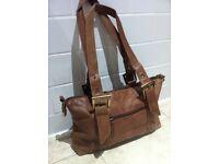 Job Lot Bundle 5 Real Leather Women's Handbags GAP BillaBong Vintage / Can Deliver