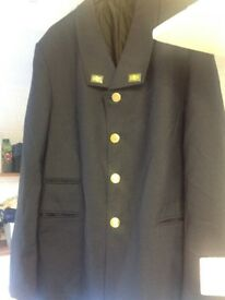 British rail uniform blazers NEW UNWORN WITH TAGS