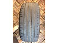 Dunlop sportmaxx rt tyre