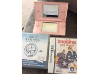Ninetendo DS and games