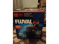 Fluval 306 external aquarium fish tank filter, new, boxed