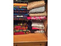 Hello, am selling ankara materials for cheap all must goo
