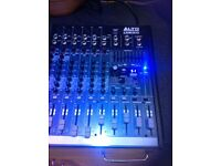 Alto live 802 8 channel mixer check out the stats