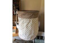 Large wash basket
