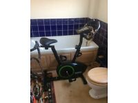 Exercise bike for sale. York Active 110. Upright.