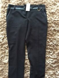 Ladies black trousers