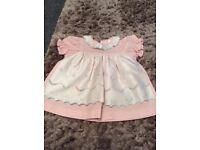 Bag of baby girl dresses