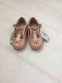 Baby girls Next Shoes Size 3