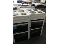 Double cavity electric cooker new graded 12 mth gtee