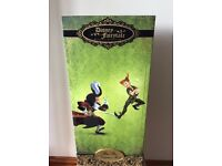 Disney Fairytale Designer Collection Peter Pan & Hook Limited Edition Doll