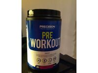 Pre workout supplement