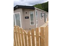 6 Berth Executive Roxbury Lodge, Static Caravan for Rent in Aviemore.