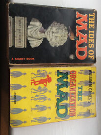 Two Mad Books