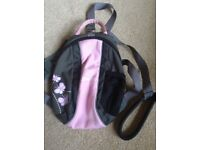 Littlelife Childs backpack with trainer rein. Pink (see my other items for a red one)