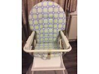 FREE Highchair in clean and good condition
