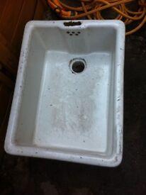 Butler Porcelain Sink