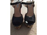 Steven madden high heels size 7 £60 collection only