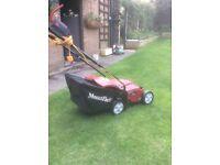 Mountfield lawn scarifier
