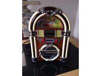 Jukebox CD & Radio player