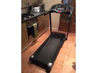 Pro fitness motorised treadmill great condition