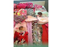 Large bundle of girls clothes age 2/3 and 3/4