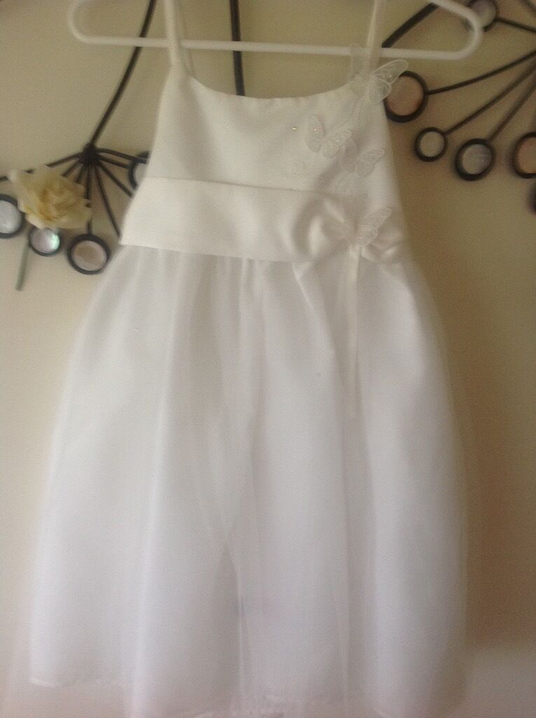 Cream dressin Biggar, South LanarkshireGumtree - Cream dress age 2 yrs ( tiger Lilly ) brand new with label would make a lovely party dress or for a wedding