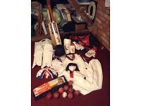 Junior Cricket Equipment