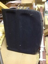 £5 ONO FOR REAR PARCEL SHELF FOR A VAUXHALL VECTRA