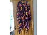 Designer Yoerk tunic top size XL