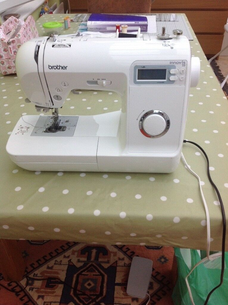 Brother Innov'is 35 Sewing machine.