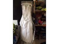 Maggie Sottero wedding dress 8-10