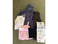 Bundle girls clothes 7 - 8 years