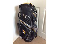 Powakaddy Golf Bag For Sale. As New.