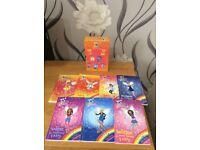 Rainbow Magic books Set