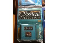 Classical collection cd's and books new and unopened