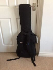 A Padded Electric Guitar Bag For Sale.