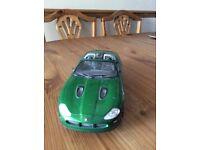 JAmes Bond Green Jag model car