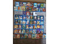 Massive disney blu ray collection