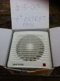 Vent-Axia kitchen fan