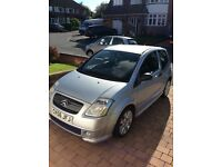 Citroen C2 VTS 1.6 £700 if gone today