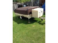 Conway Royale 320DL Trailer Tent