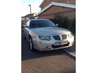 2006 Rover 75 Diesel manual, New M.O.T. new Clutch, 2 keys, one previous owner